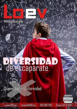 Diversidad de escaparate
