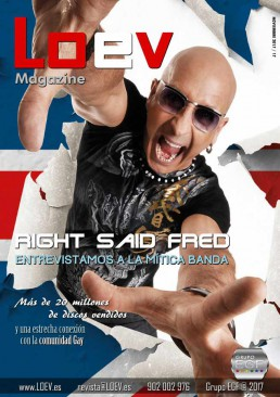 La revista LOEV entrevista a Right Said Fred, la mítica banda pop británica